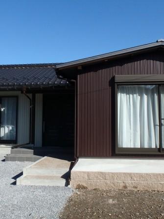 家族それぞれが居心地の良い場所を見つけられる平屋住宅