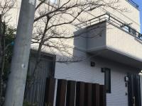 外壁塗装 エクステリア工事 (高断熱性能ガイナ)