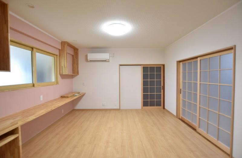 和室→洋室①
