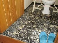 介護保険によるトイレ改修